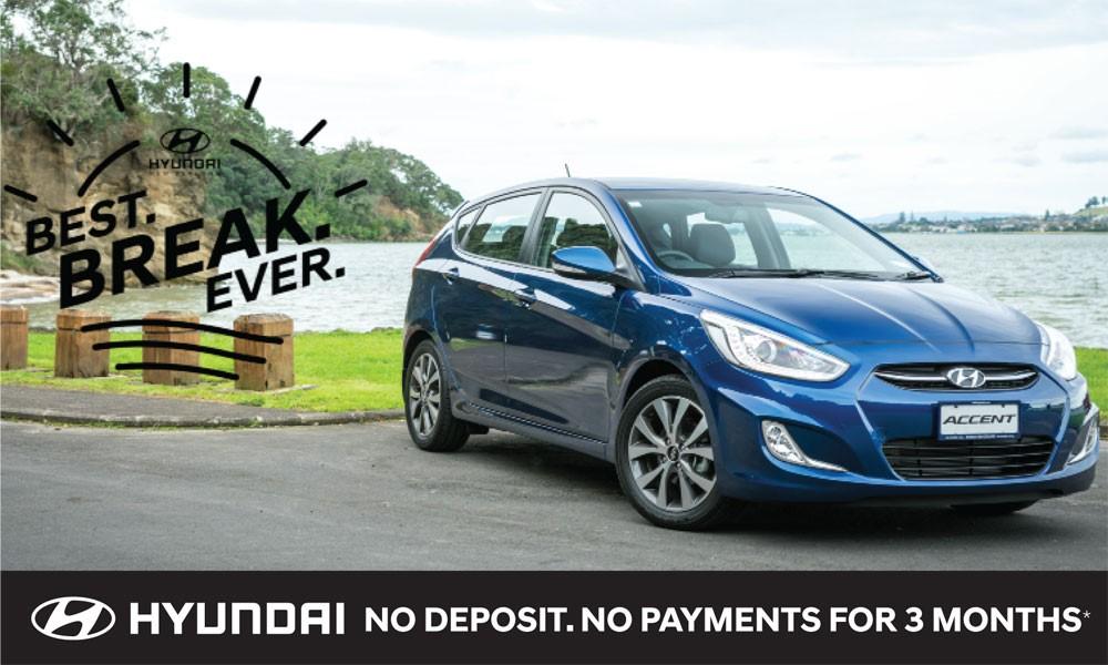 Hyundai Accent Brendan Foot Supersite