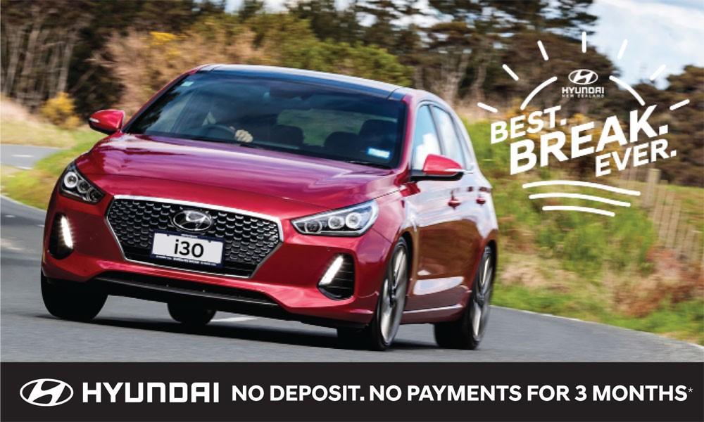 Hyundai i30 Brendan Foot Supersite