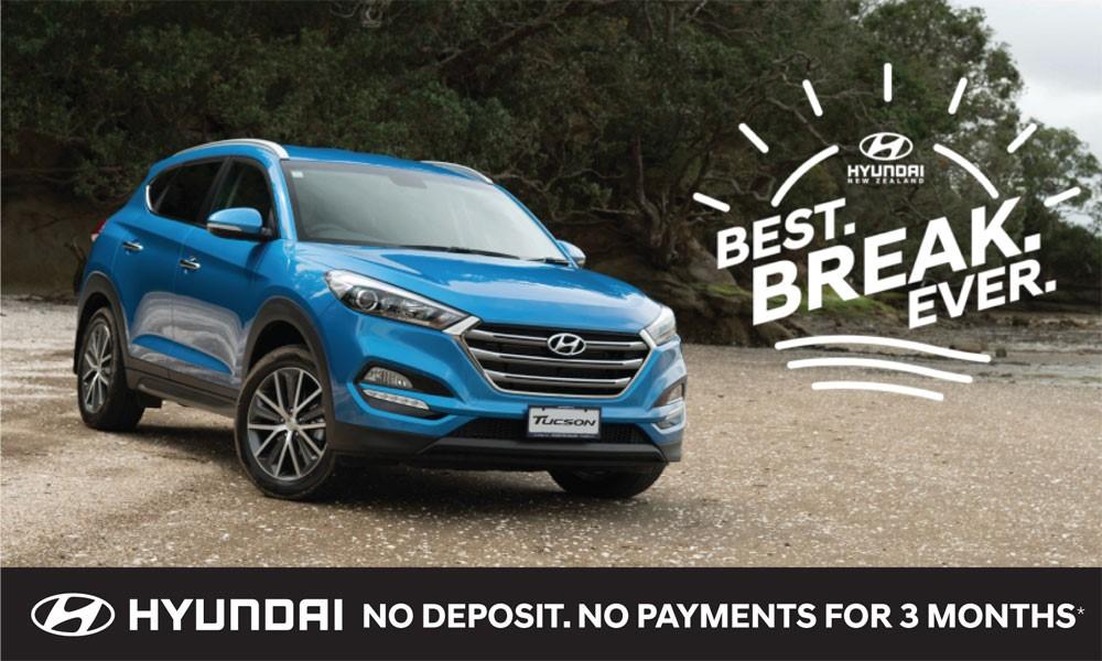 Hyundai Tucson Brendan Foot Supersite