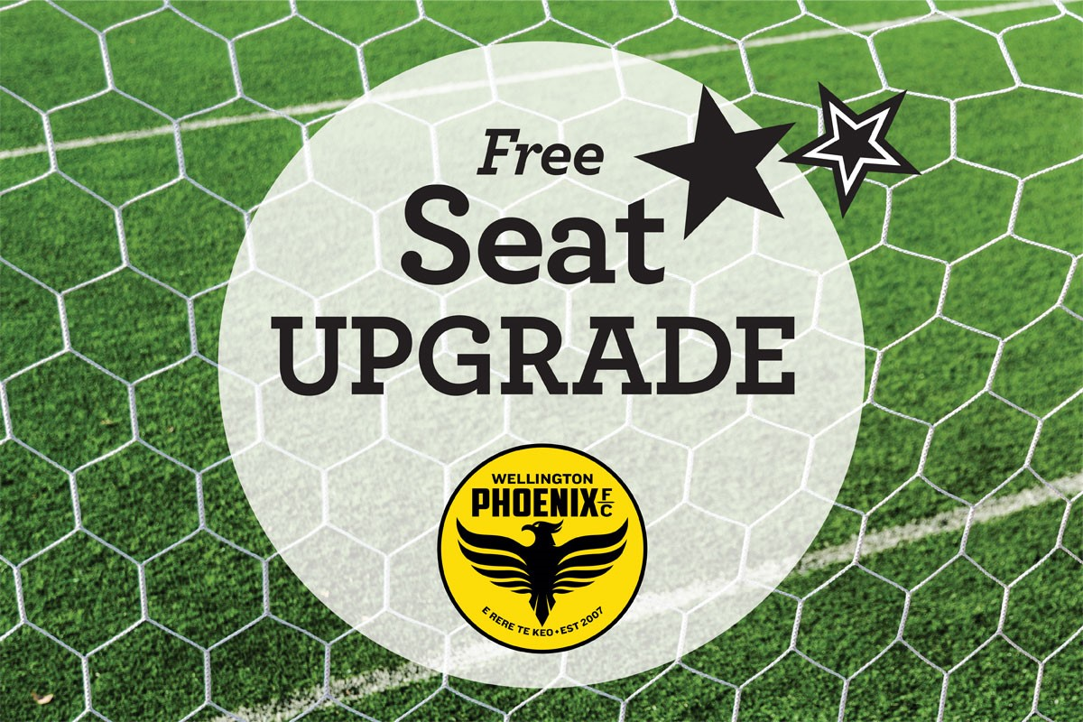 Free Seat Upgrade Brendan Foot Supersite