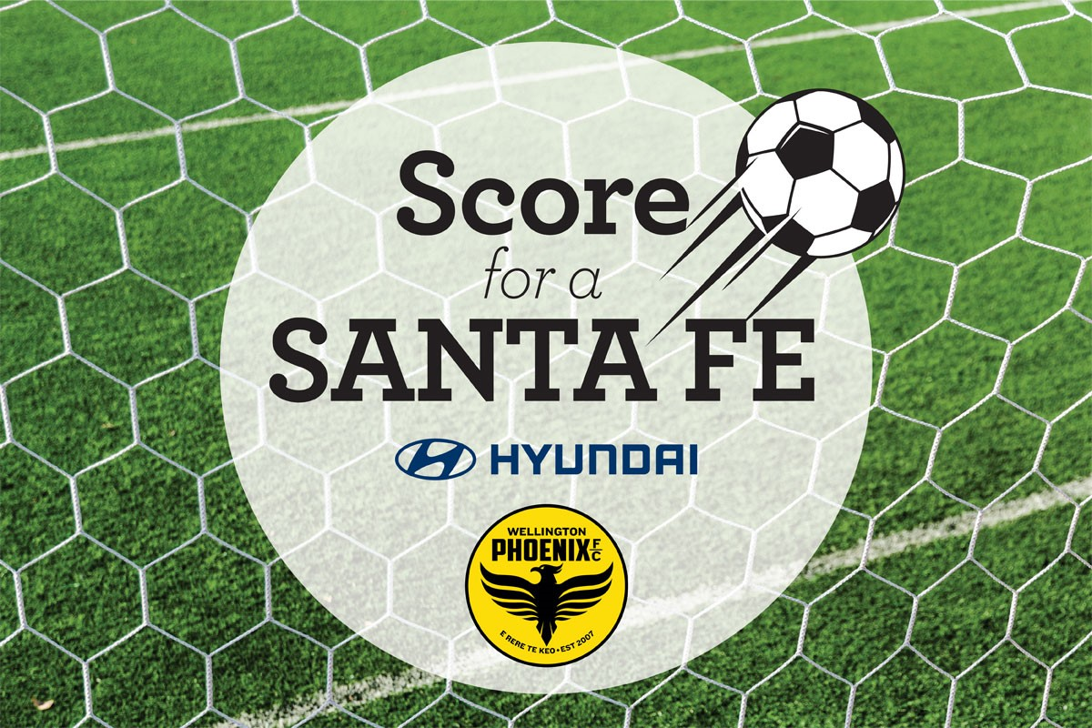 Score for a Santa Fe Half Time Promotion Brendan Foot Supersite