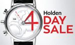 Holden 4 Day Sale