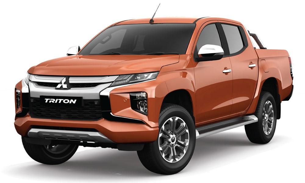 Brendan Foot Supersite Mitsubishi Triton 2019