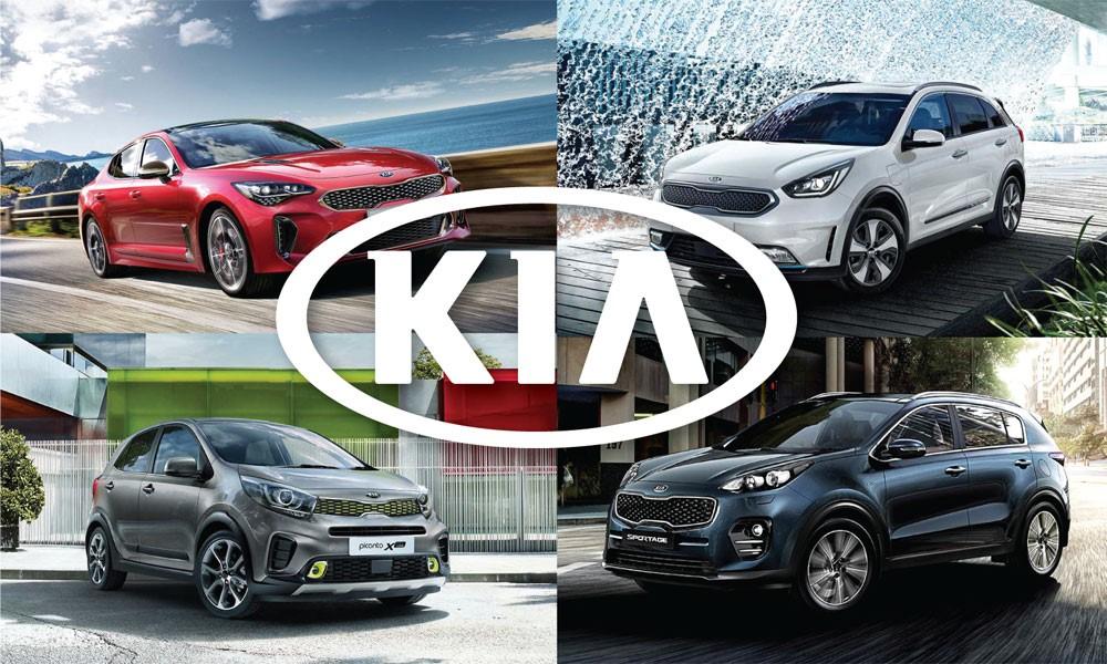 Kia offers across the range Brendan Foot Supersite
