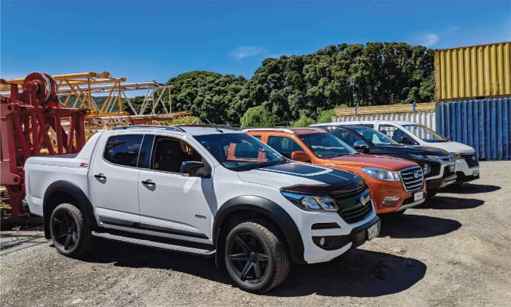 Great deals on utes and vans Brendan Foot Supersite