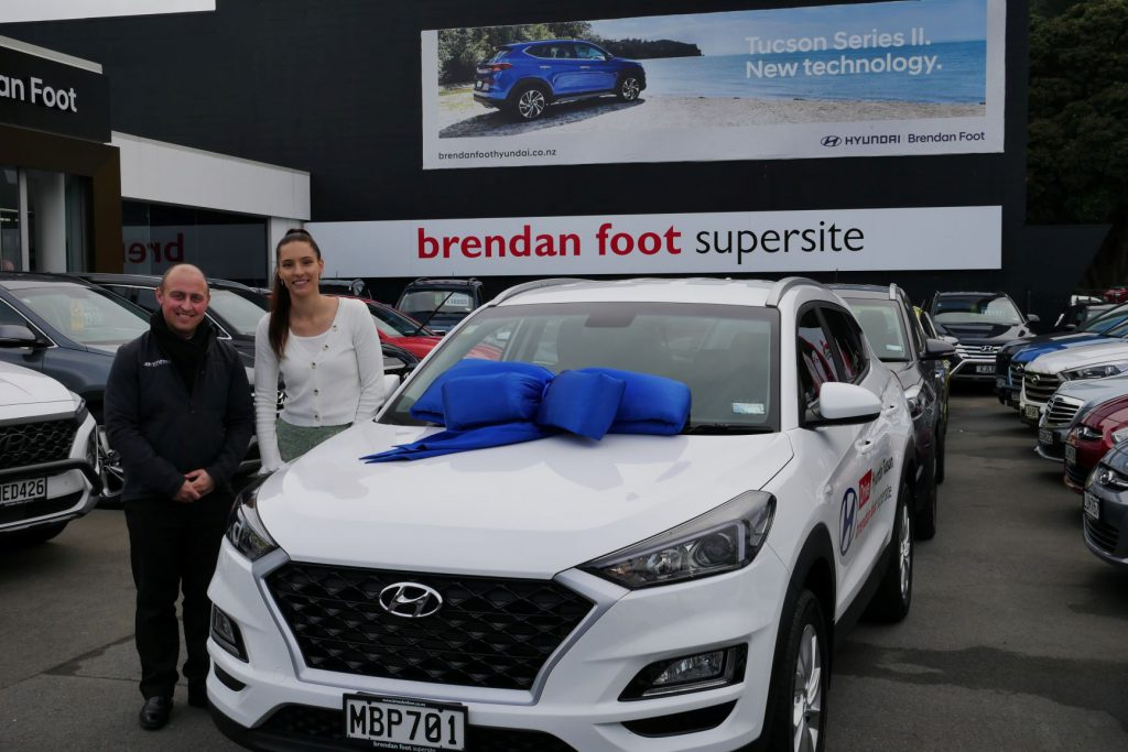 The best vehicles for netballers Brendan Foot Supersite