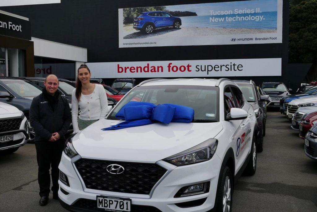 The best vehicles for netballers Brendan Foot Supersite
