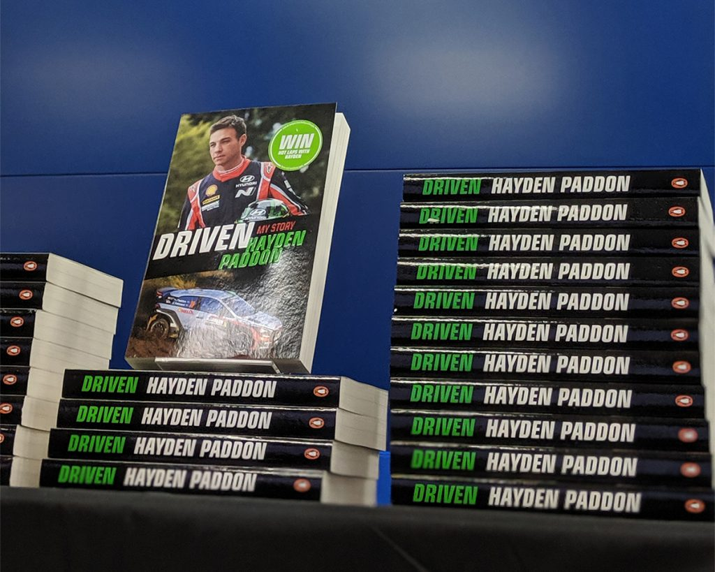 The night Hayden Paddon drove into town Brendan Foot Supersite