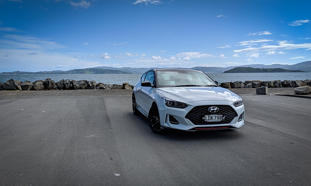 Hyundai Veloster Brendan Foot Supersite