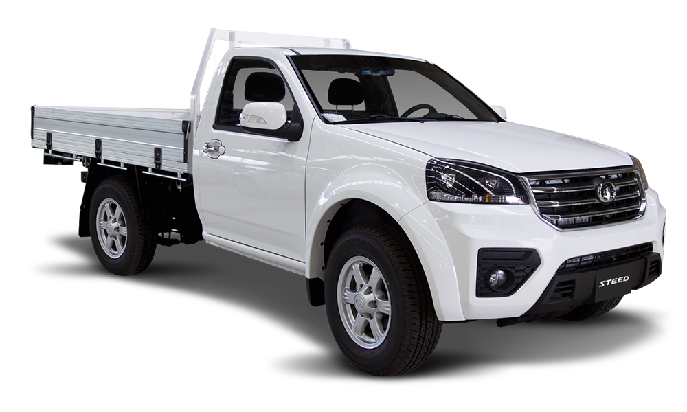 Great Wall Steed Single Cab Brendan Foot Supersite