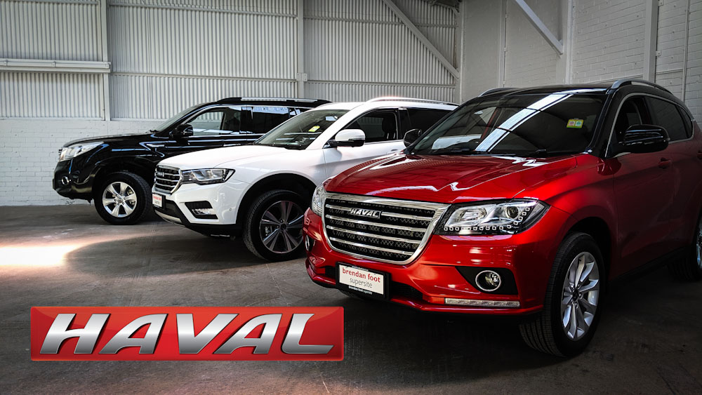 Brendan Foot Supersite welcomes Haval and Great Wall to the family Brendan Foot Supersite