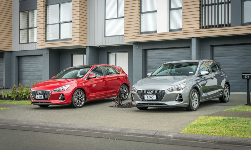 Hyundai i30 Hatch Brendan Foot Supersite