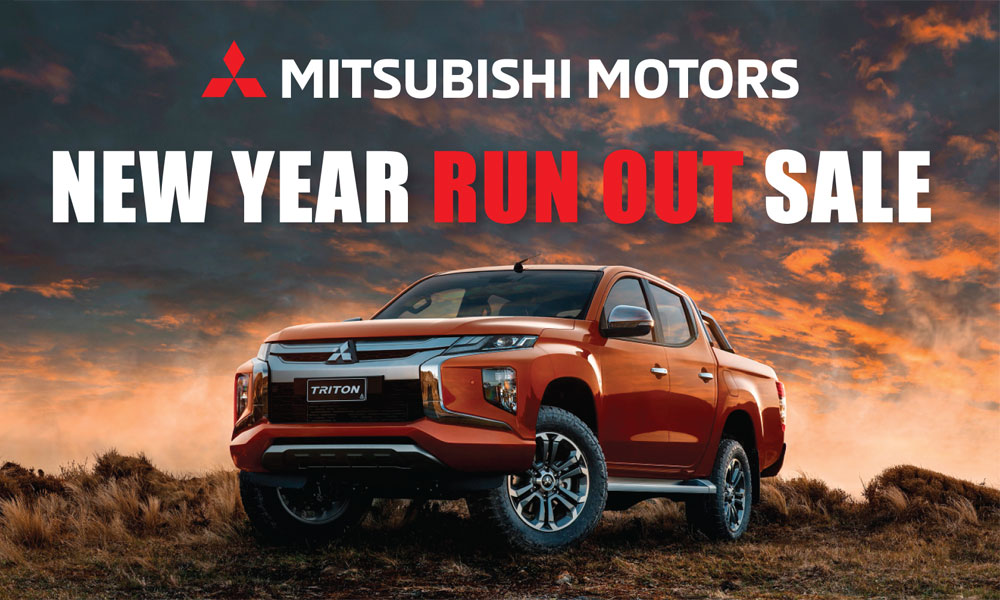 Mitsubishi New Year Run Out Sale Brendan Foot Supersite