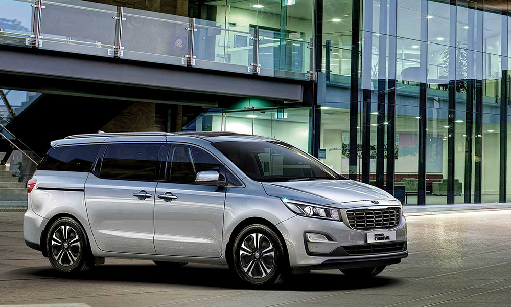 Kia Carnival Brendan Foot Supersite
