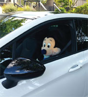Micky in an Astra