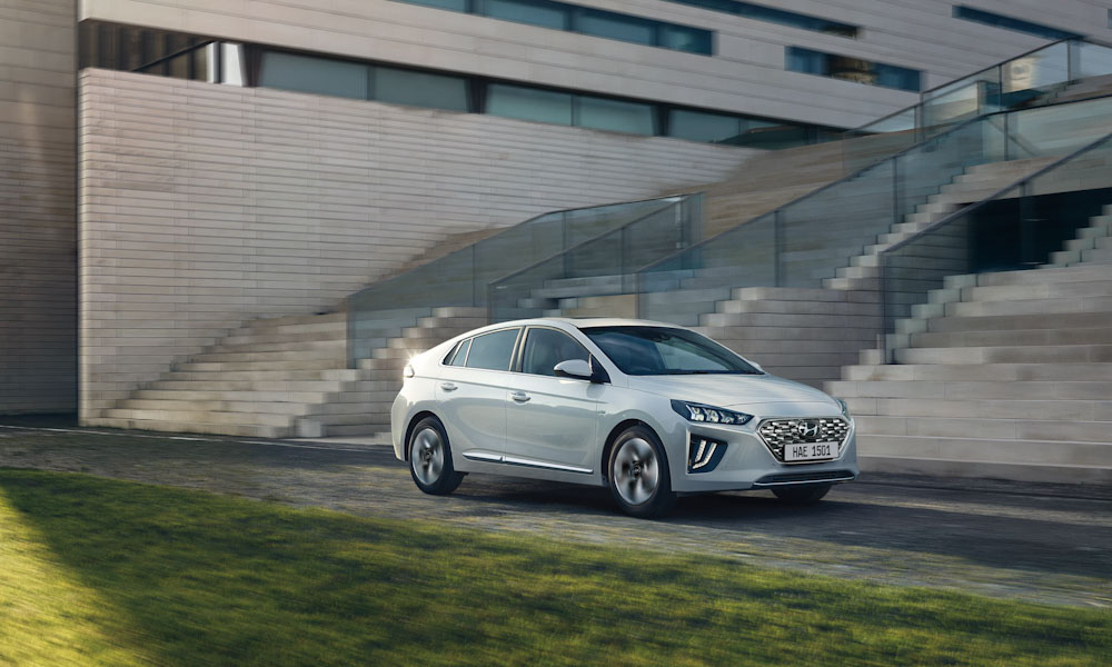 Hyundai Ioniq Brendan Foot Supersite
