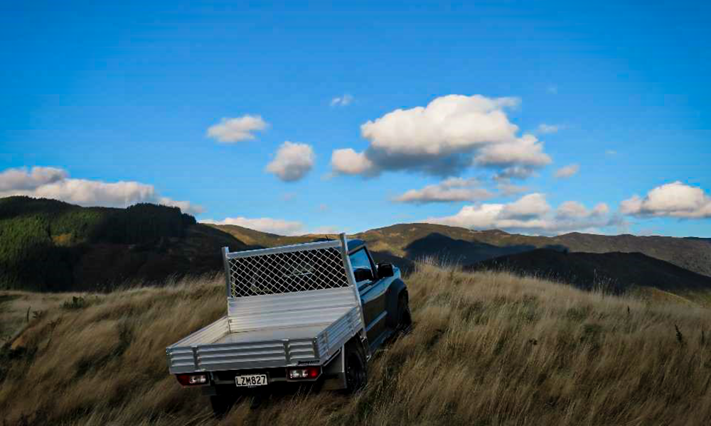 Suzuki Jimny Ute Brendan Foot Supersite