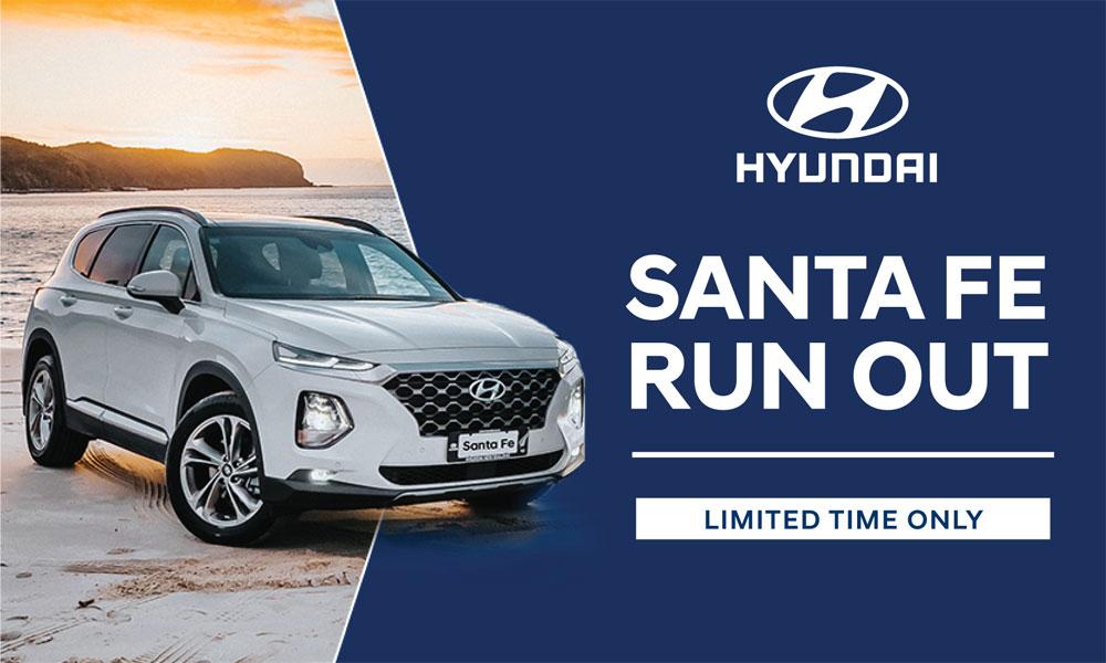 Hyundai Santa Fe Brendan Foot Supersite