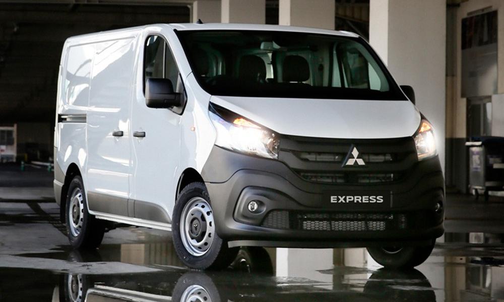 Mitsubishi Express Brendan Foot Supersite