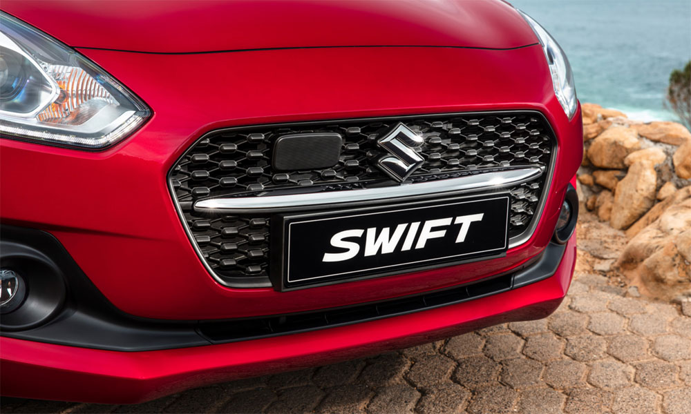 Suzuki Swift Hybrid Brendan Foot Supersite