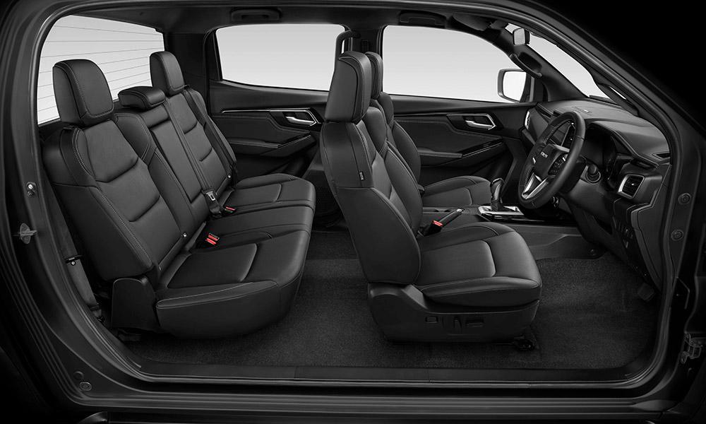 All-new Isuzu D-Max Double Cab Brendan Foot Supersite