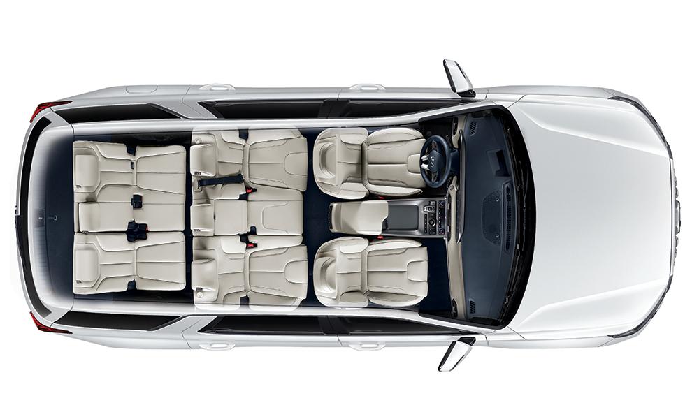 Hyundai Palisade Brendan Foot Supersite