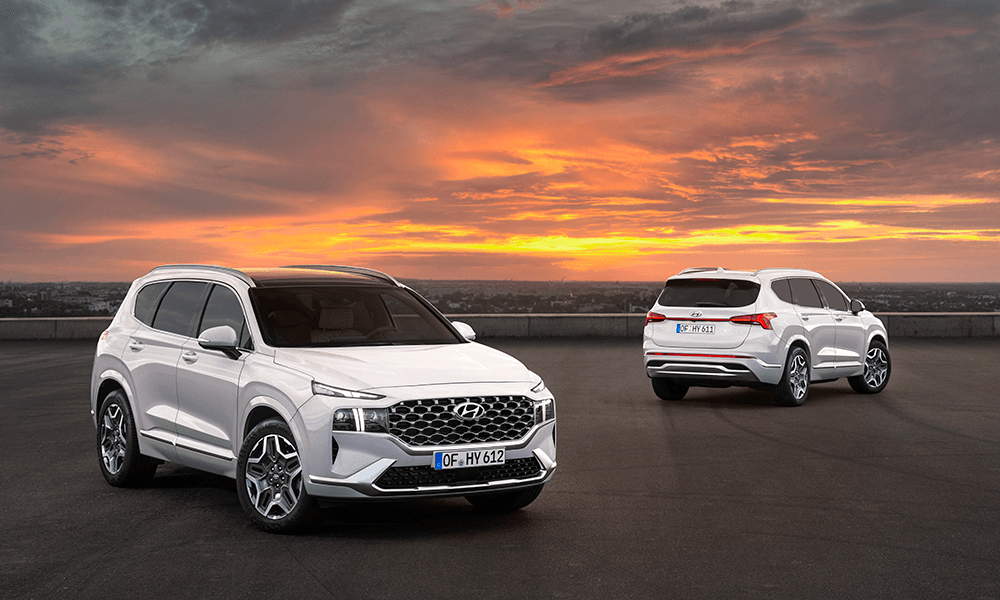 All-new Hyundai Santa Fe Brendan Foot Supersite
