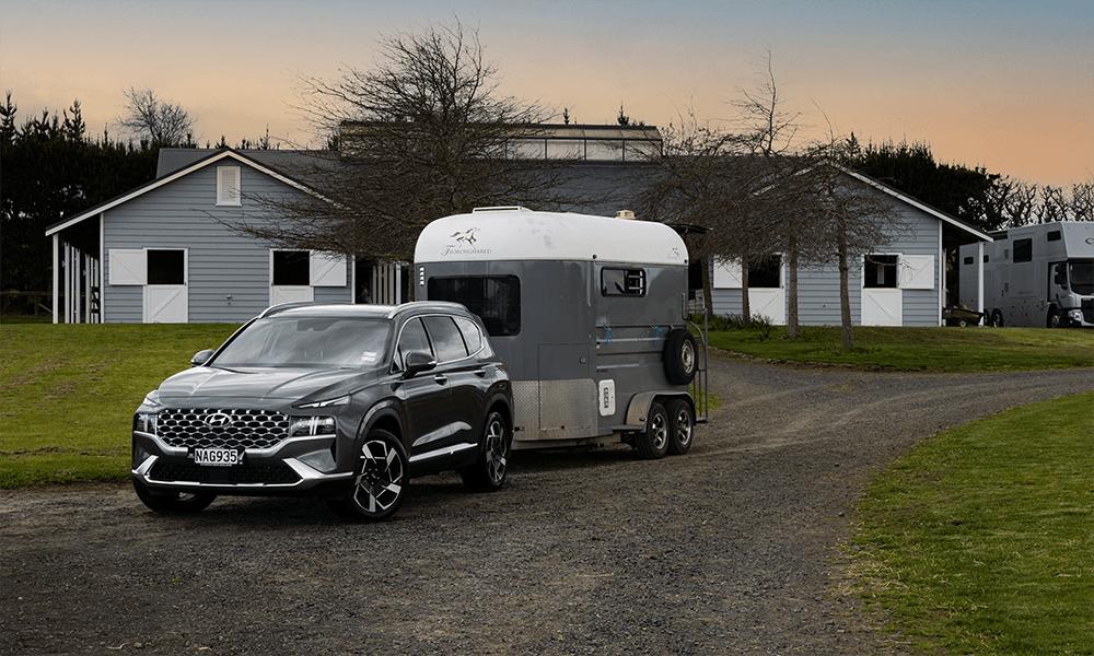 All-new Hyundai Santa Fe Brendan Foot Supersite