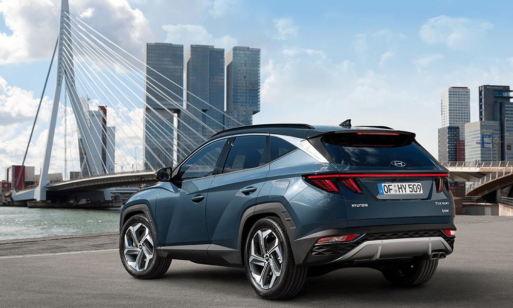 All-new Hyundai Tucson Brendan Foot Supersite