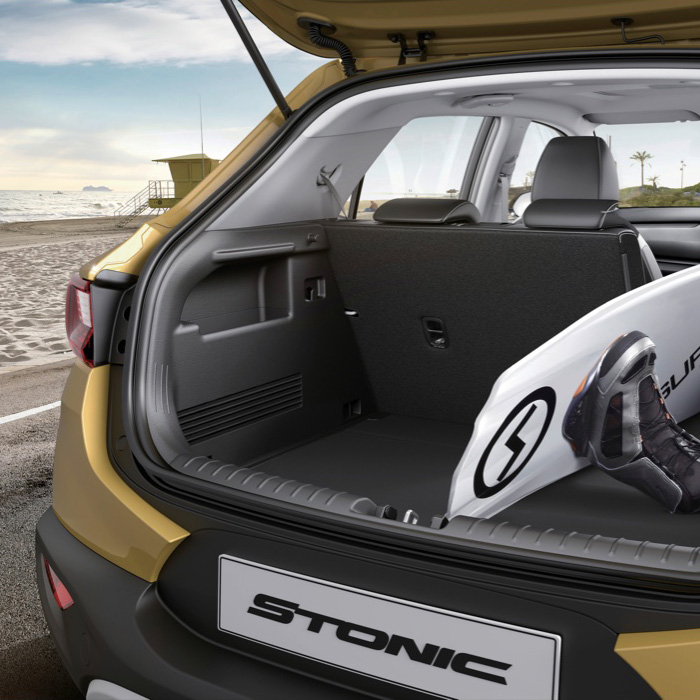 The Kia Stonic is nearly here! Brendan Foot Supersite