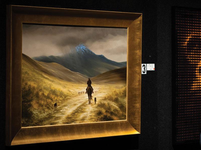 NZ Art Show Brendan Foot Supersite