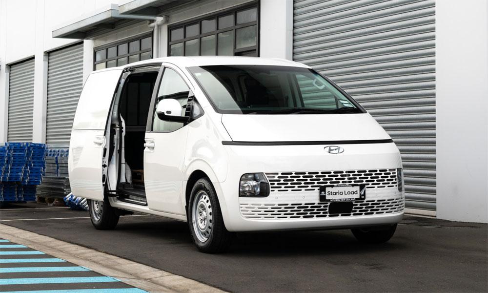 All-new Hyundai Staria Load Brendan Foot Supersite