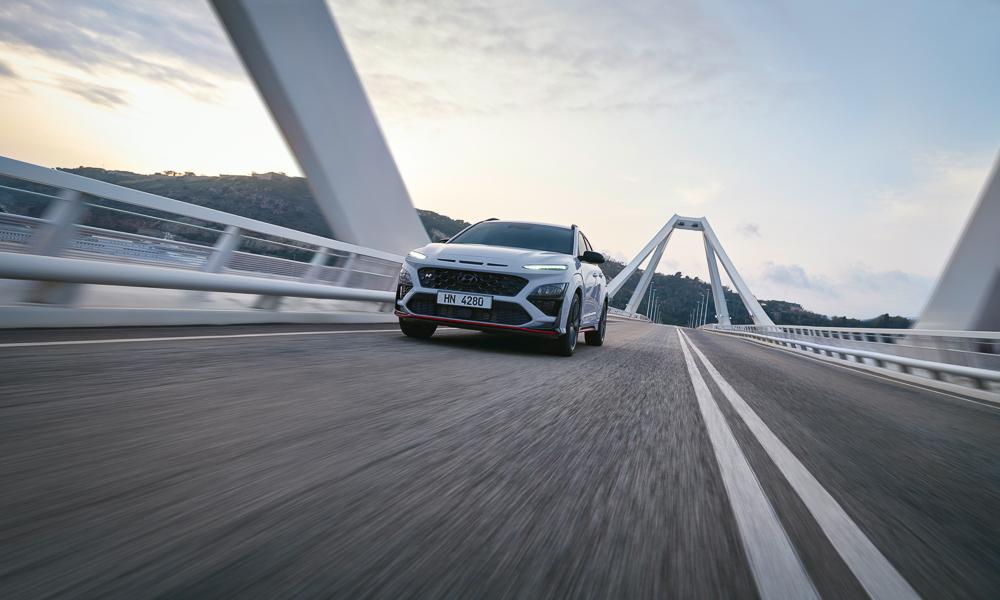 Hyundai Kona N Brendan Foot Supersite