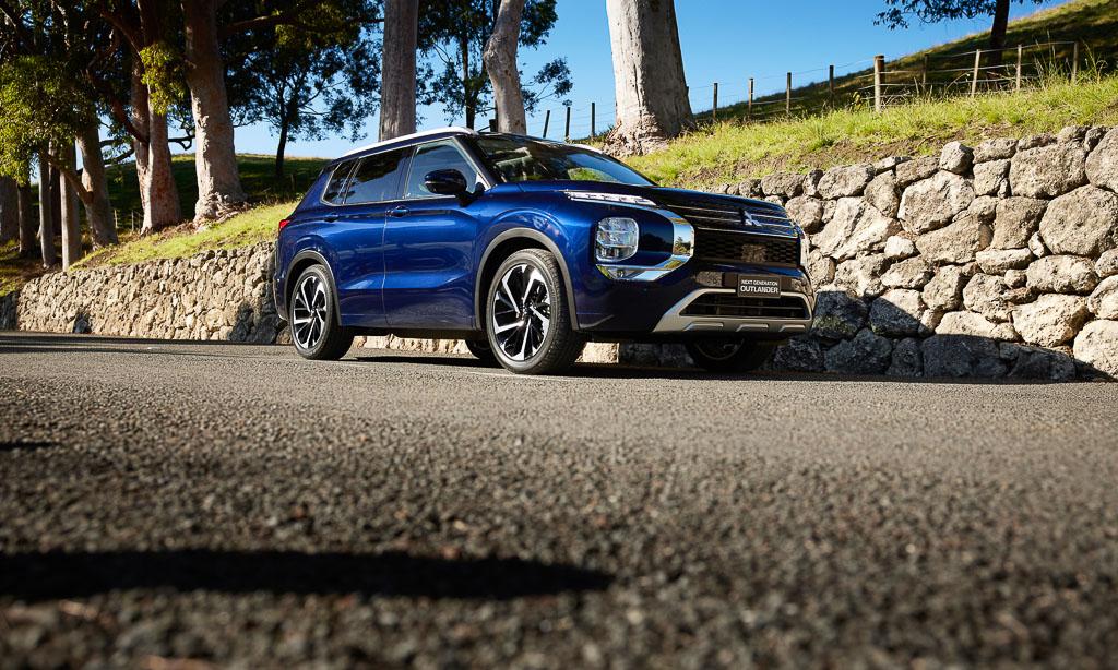 New Mitsubishi Outlander Brendan Foot Supersite