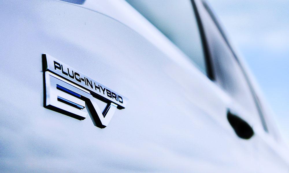 All-new Mitsubishi Outlander PHEV Brendan Foot Supersite